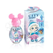 Душистая вода City Funny 30 мл Snow Princess