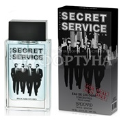 Одеколон 100 мл Secret Service Platinum