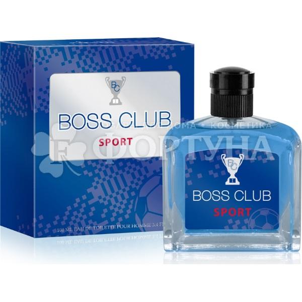Boss Sport туалетная вода