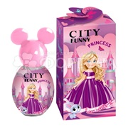 Душистая вода City Funny 30 мл Princess