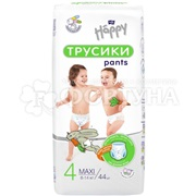 Трусики Bella Baby Happy 44 шт 4 (8-14кг)