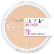 Пудра Maybelline Super Stay 34 warm beige