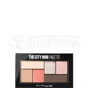 Палетка Maybelline The City Mini тени для век т.430