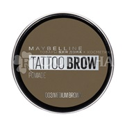 Гель Maybelline для бровей Tattoo Brow 03 Коричневый