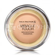 Тональная основа Max Factor Miracle Touch т.45