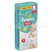 Подгузники Pampers Pants 48 шт 5 (12-17кг)