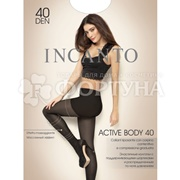 Колготки Incanto Active Body 40 den nero 2