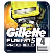 Кассеты Gillette Fusion ProShield 4 шт