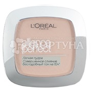 Пудра L'oreal Alliance Perfect N2